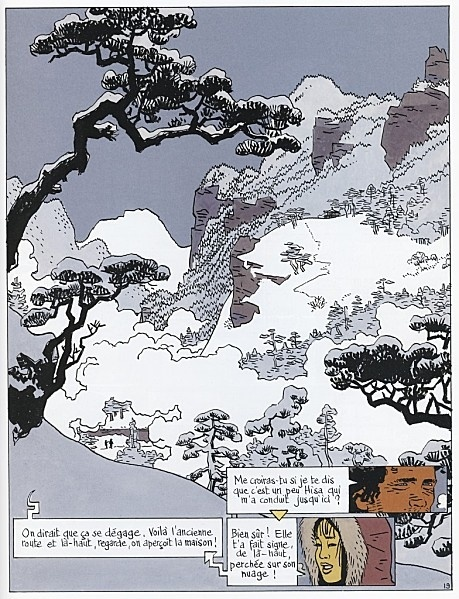 Jonathan, tome 15 : Atsuko - Cosey - 2011