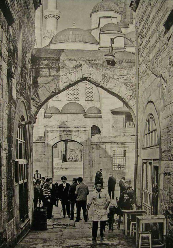 Süleymaniye Camii #birzamanlar #istanlook #nostalji