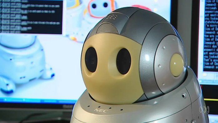 Friendly robots - STEM,Technologies (7,8). Imagine a robot that can work out how you're feeling and give you advice. Meet Matilda and Jack, robots that use software to recognise human emotion from facial expressions. See how they are being trialled with elderly people. Who knows, one day your best friend might be a robot!
