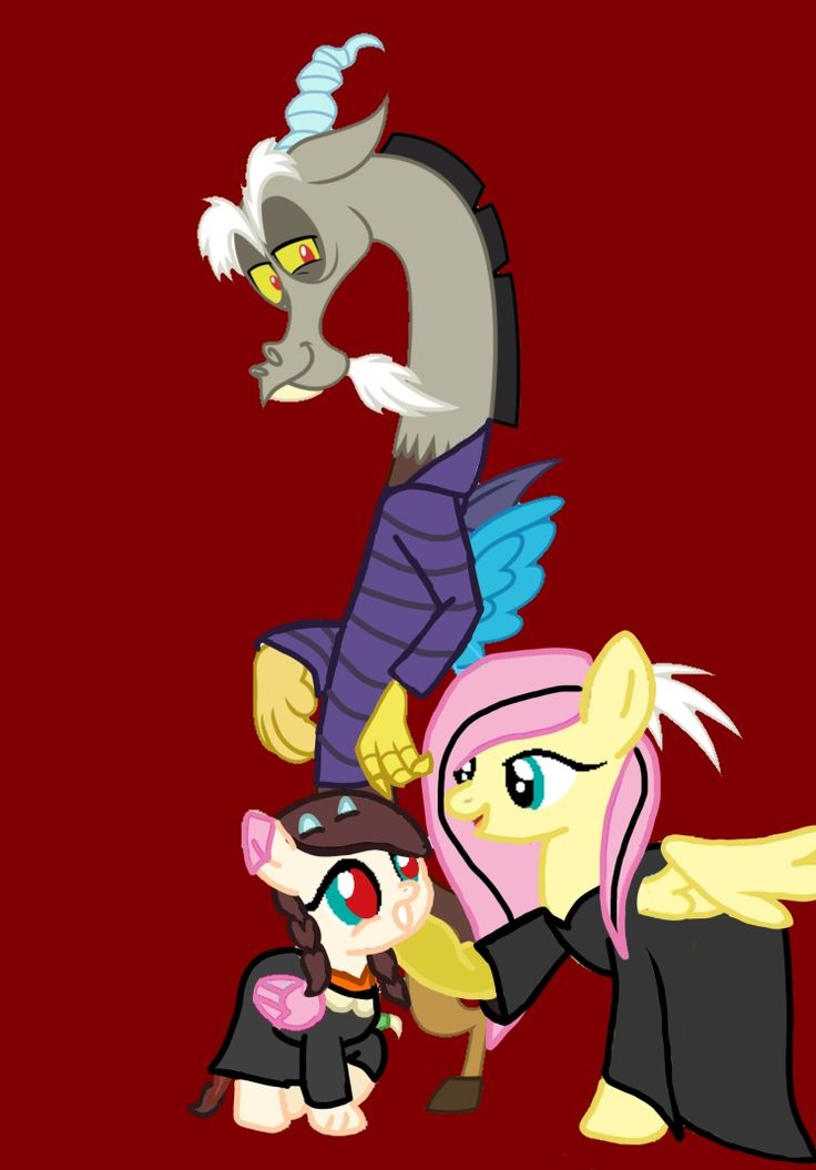 Pin by Taryn on Dauter of Discord Fluttershy, Pics, In