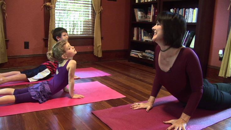 The Sun Salutation Chant and Warm-up from Storytime Yoga® for Kids with the Queen of Bohemia. #suryanamaskar