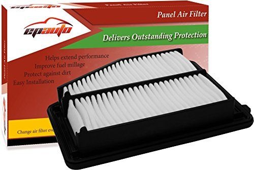 EPAuto GP213 (17220-R1A-A01) Honda / Acura Replacement Extra Guard Rigid Panel Engine Air Filter for Civic (2012-2015), ILX Base (2013-2015) #carscampus