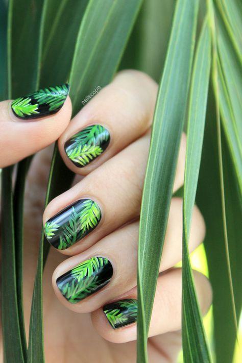 Mejores 8447 imágenes de (: Nails Nails # 11 :) All Types of Nails ...