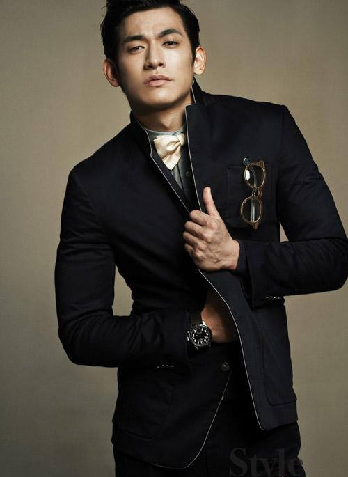 Today is Jung Suk Won's 28th birthday!