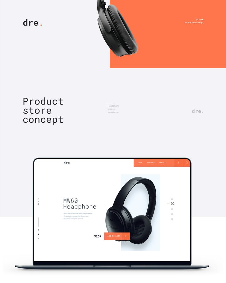 """Check out this @Behance project: """"dre product store"""" https://www.behance.net/gallery/62552095/dre-product-store"""