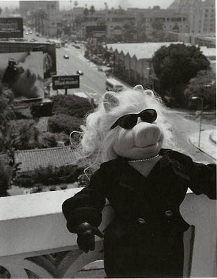 Miss Piggy | The Coveteur