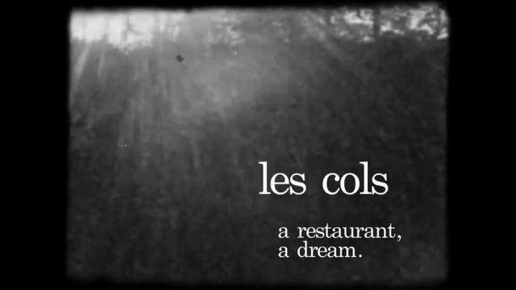 Les Cols. A Restaurant, A Dream. (lescols.com)
