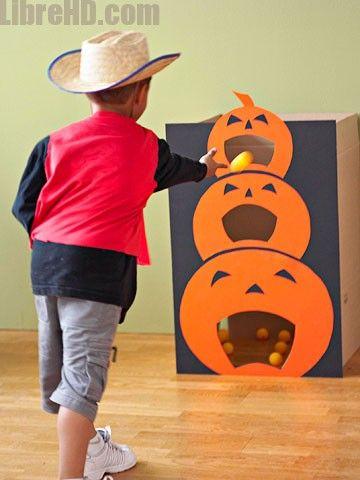 Festejar Halloween – Juegos para niños | Gifs & Imagenes Divertidas