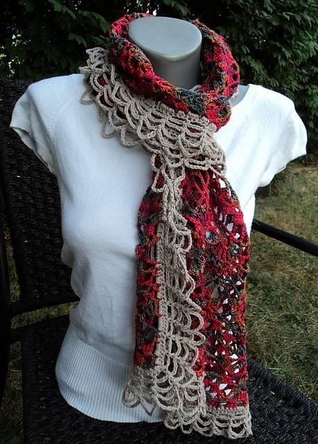 Columbia Scarf by crochetbyfaye | Crocheting Pattern