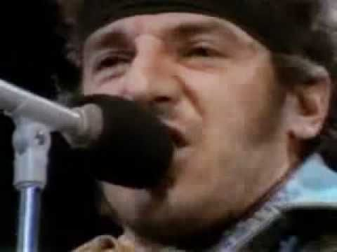 """Bruce Springsteen - Born in the USA (Official Video)  On this day in 1984, Bruce Springsteen released """"Born in the USA."""""""
