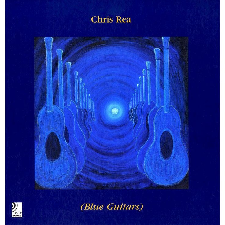 Chris Rea - Blue Guitars: A Collection of Songs (CD)