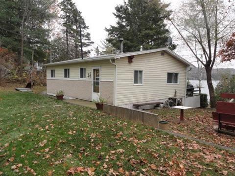 Maison à vendre à Bouchette, Outaouais - 136900 $