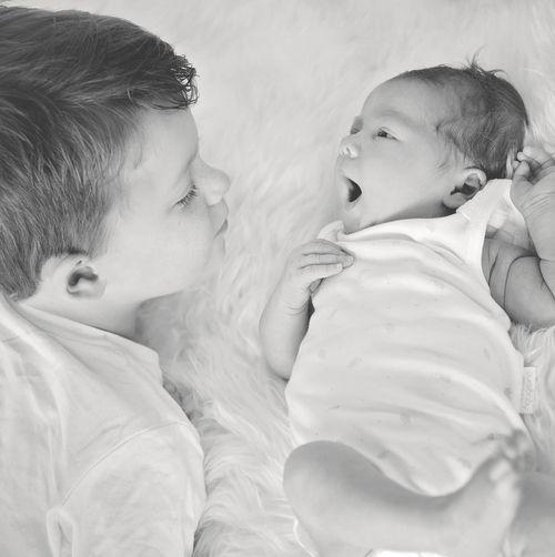 Siblings ☺️☺️🌷