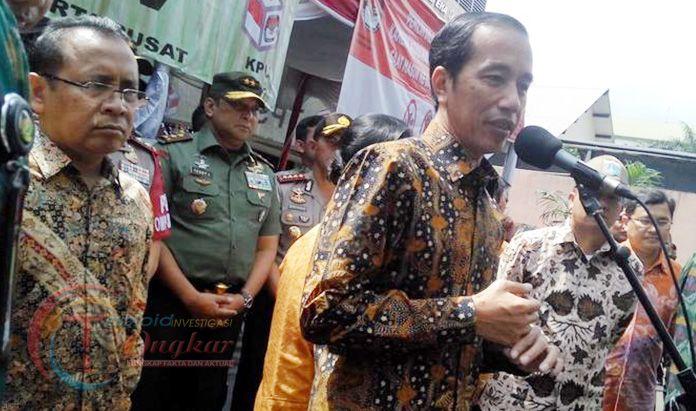 Jokowi : Semoga Setelah Ini Tidak Ada Lagi Ribut Soal Pilkada