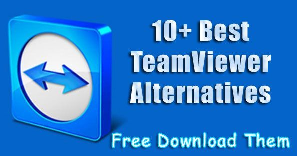Teamviewer Alternatives Free Download 10 Remote Desktop App Remote Software Remote Control Software