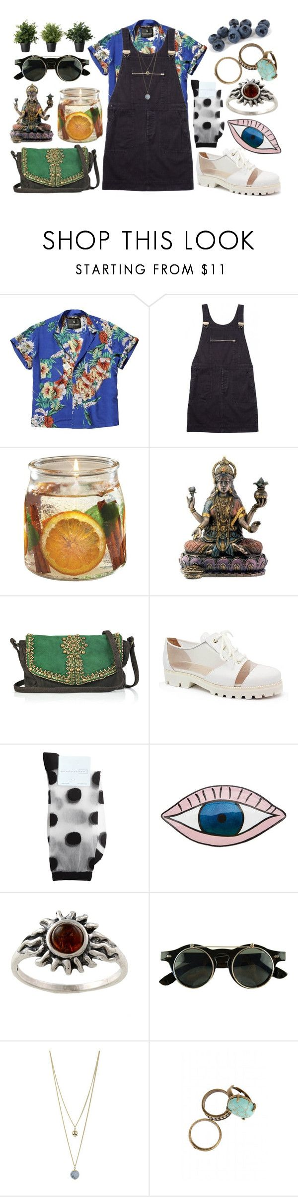"""ha- whyy"" by grunge-kittens ❤ liked on Polyvore featuring Scotch & Soda, Margaret Howell, Antik Batik, Walter Steiger, Hansel from Basel, JC de Castelbajac, Amber Sun and Dorothy Perkins"