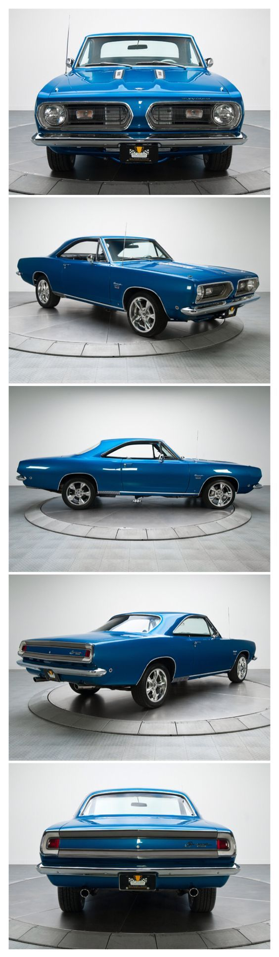 1968 Plymouth Barracuda: