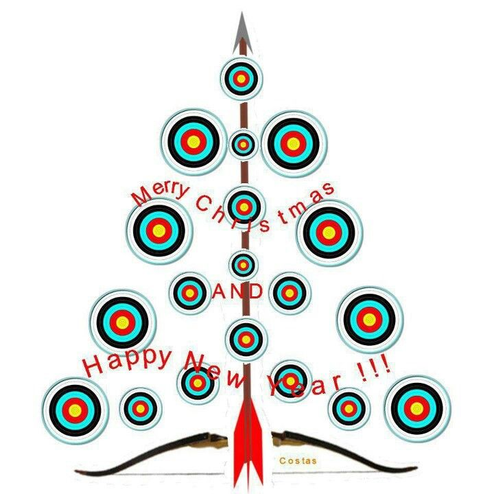 Archery Christmas Tree                                                                                                                                                                                 More