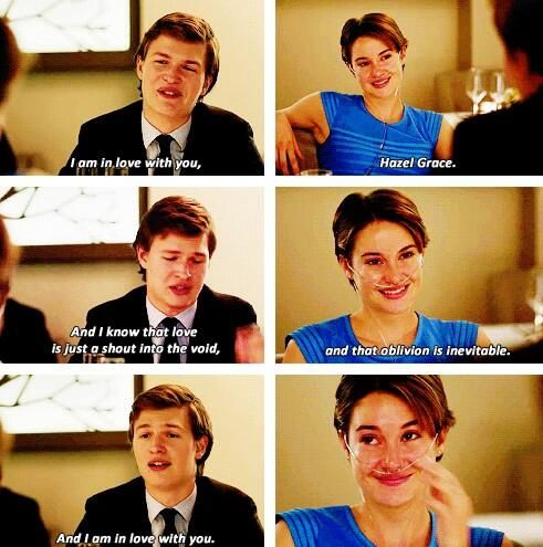 The Fault in Our Stars #TFIOS