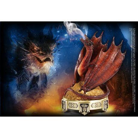 Le Hobbit La Désolation de Smaug brûleur d'encens Smaug