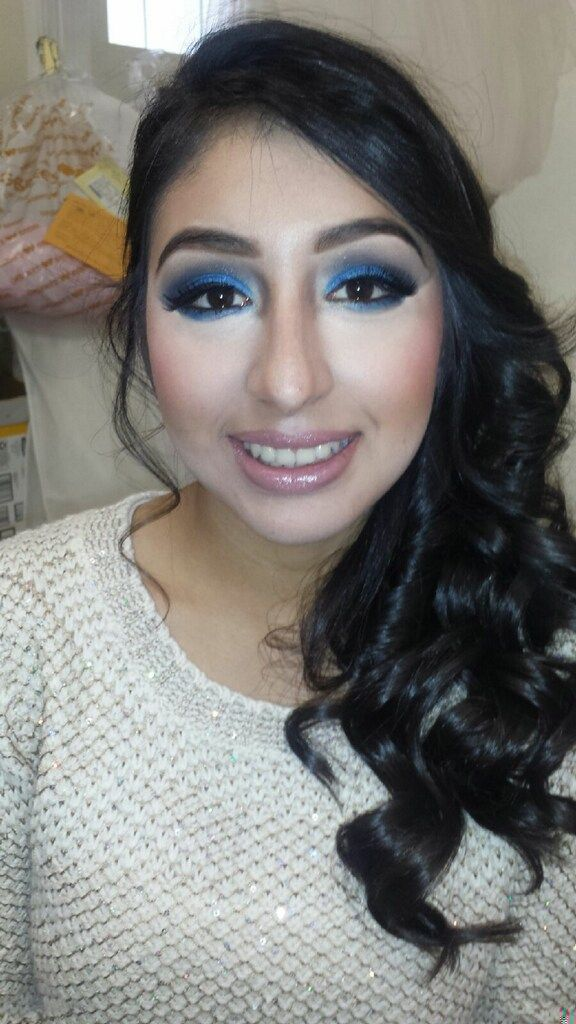 Prom Makeup Hairstyling Quinceanera