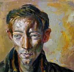 """Albert Lee Tucker (29 December 1914 – 23 October 1999), was an Australian artist, and member of the Heide Circle, a group of modernist artists and writers that centred on the art patrons John and Sunday Reed, whose home, """"Heide"""", located in Bulleen, near Heidelberg (outside Melbourne), was a haven for the group."""