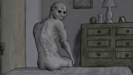 The Rake  Criatura nocturna