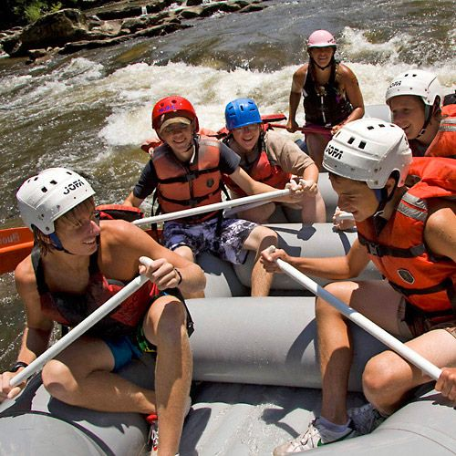 NOC - Whitewater Rafting in Hartford, Tennessee