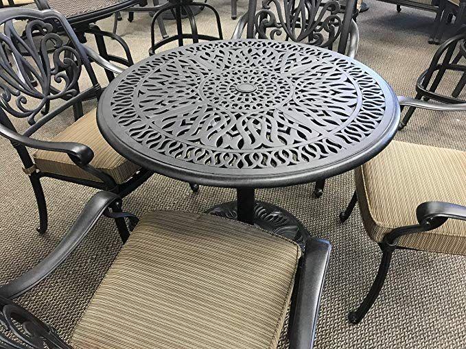 elizabeth outdoor patio pedestal dining