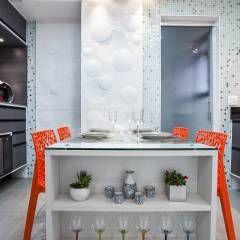 Apartamento Chácara Klabin (SP): Cozinhas modernas por Amanda Pinheiro Design de interiores