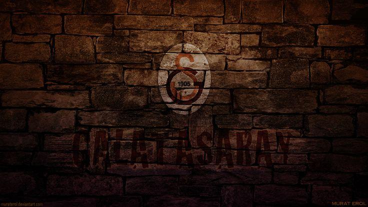 Galatasaray Stone Wallpaper