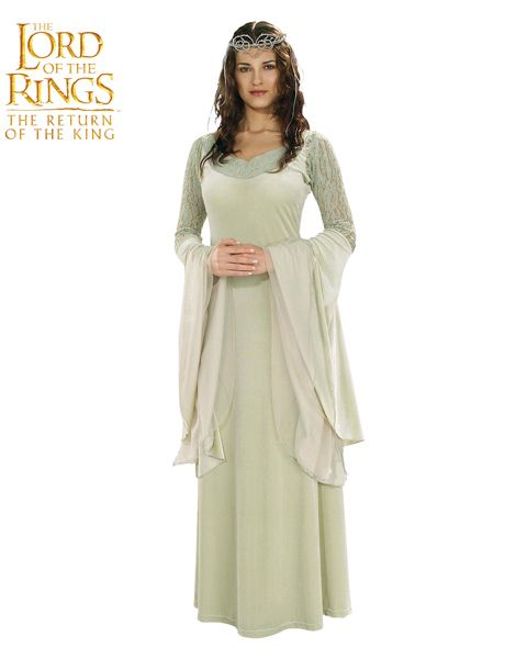 Deluxe Queen Arwen Adult Costume