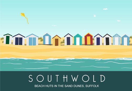 Beach Huts on Southwold Beach, Suffolk. Not been to Southwold? You should!! With its Pier, light house in the town and village feel it really is a mix of town and country. It also has it,s own brewery, Adnams.