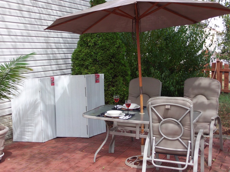 Quiet Fence W/ Hushhh BloX   The Perfect Acoustical Solution For Your Noisy  Home Air. ConditionerPatio ...