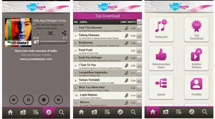 aplikasi download lagu untuk android