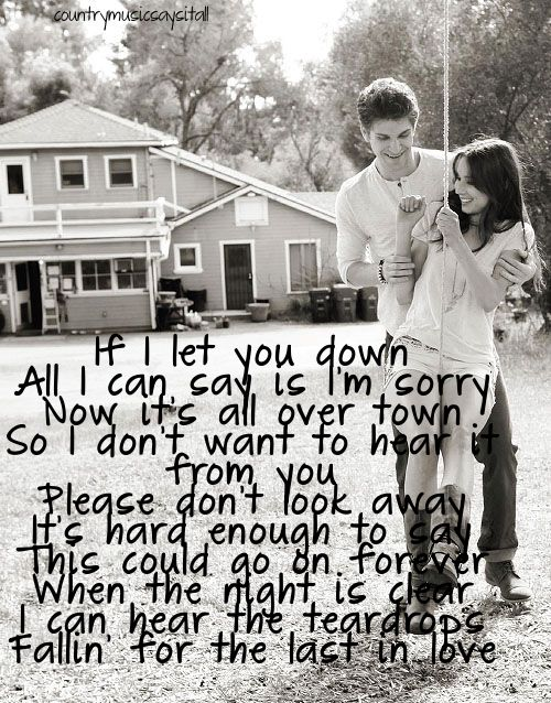 George Strait Last In Love Lyrics