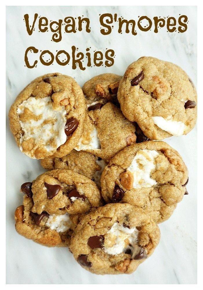 22 recetas de galletas veganas que debes probar