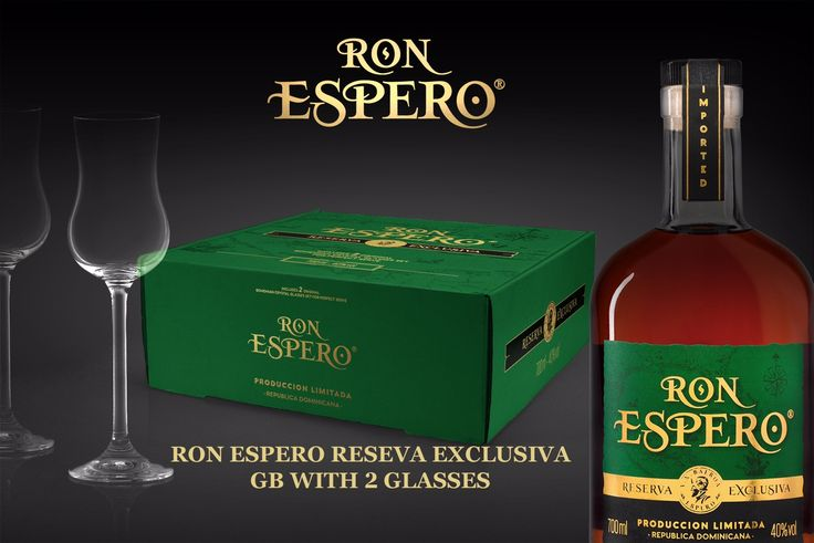 Ron Espero Giftbox - Dominican Republic