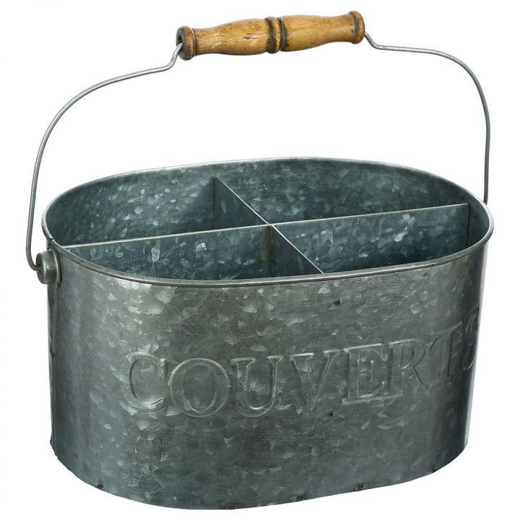 Les 25 meilleures id es de la cat gorie range couverts sur for Pot a couverts cuisine
