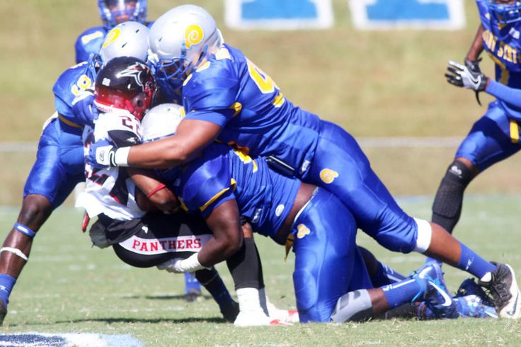 Albany State's Grover Stewart drafted by Indianapolis Colts  The Colts selected Stewart in the fourth round with the 144th pick (2017 NFL Draft)
