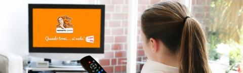 """Venere.com - in onda la campagna TV   """"Quando torni... si vede!""""  #hotel #viaggi"""