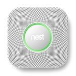 The Nest Protect smoke and carbon monoxide alarm