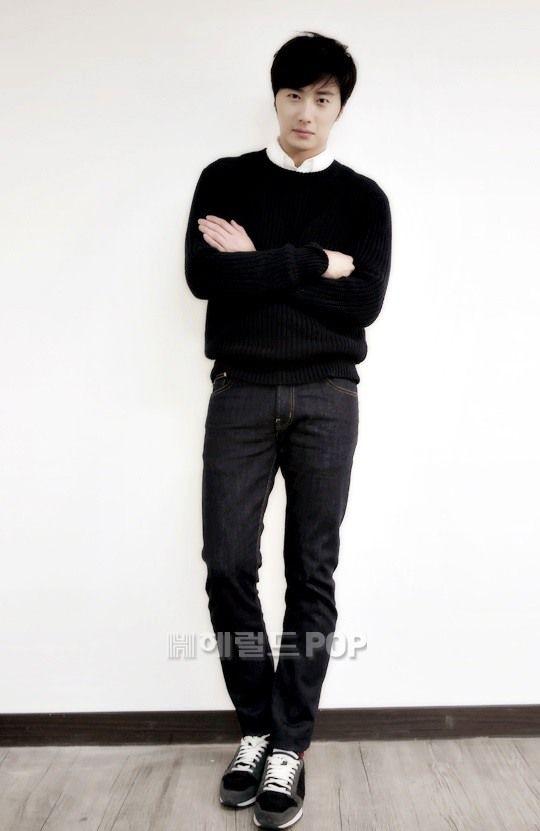 [포토]'댄디가이' 정일우 | Daum 연예
