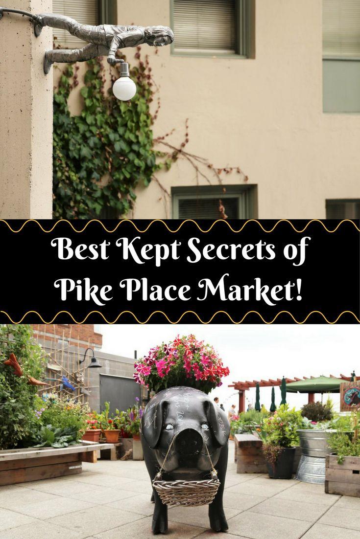 Best Kept Secrets of Pike Place Market