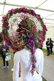 Di Marvell, Petals Florist, Margate, Kent RHS Chelsea Florist of the Year  - Gold Medal