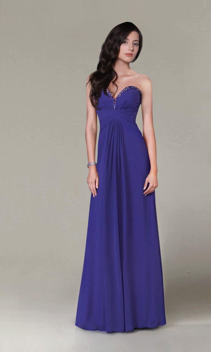 18 best blue wedding dress images on Pinterest | Wedding frocks ...
