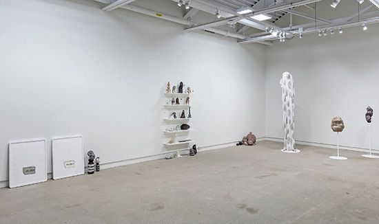 Annual Programming for Main Gallery & State of Flux Gallery
