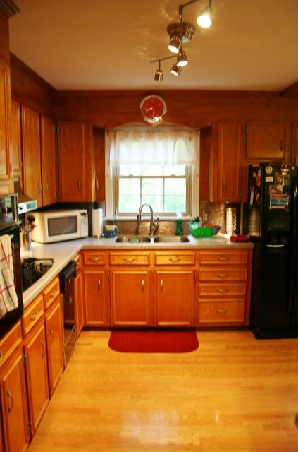 small budget kitchen makeover ideas hero   Our small budget kitchen makeover with many DIY projects ...