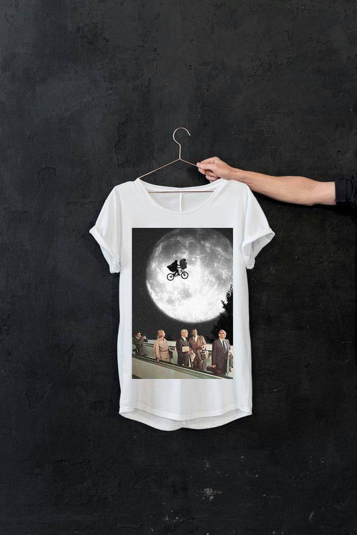 Camiseta ET