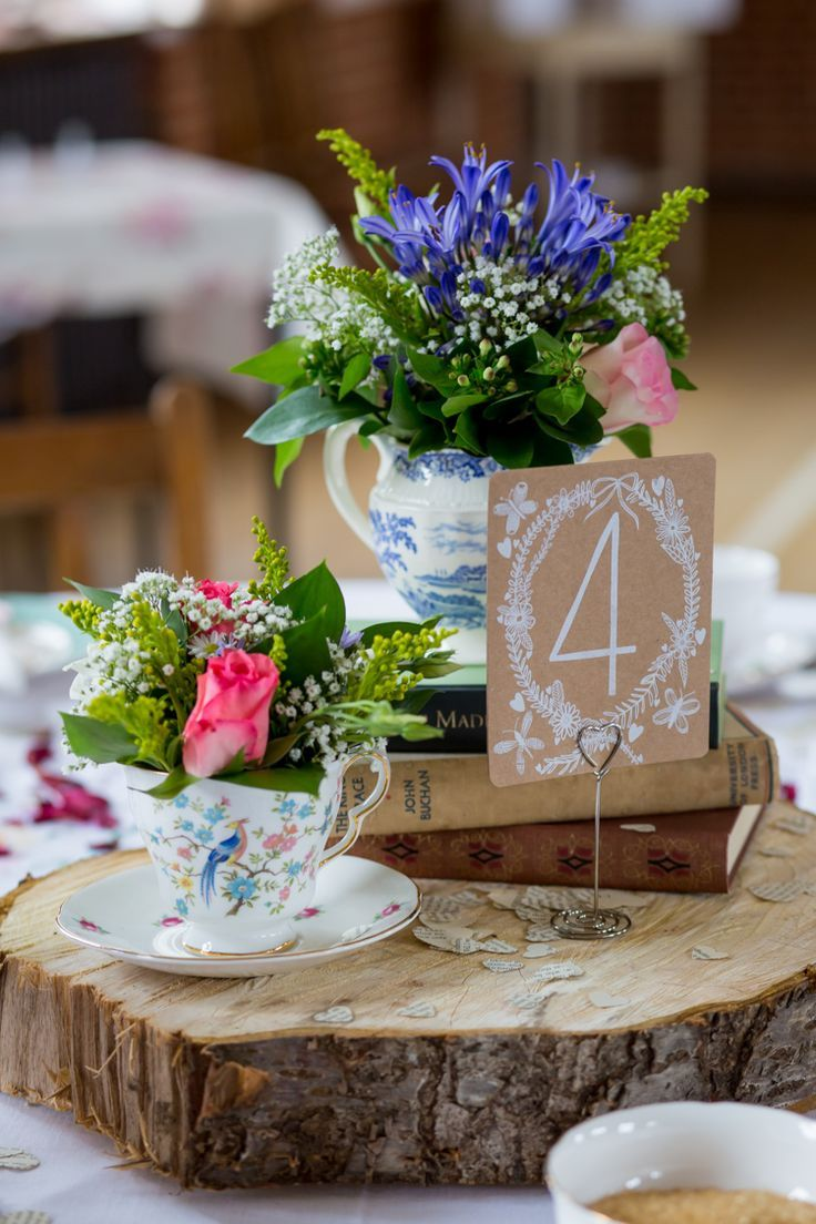 Diy wedding table decorations ideas  s Style Summer Fete Wedding  ucuc DIY Wedding Ideas